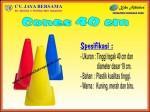 Cones 40 cm