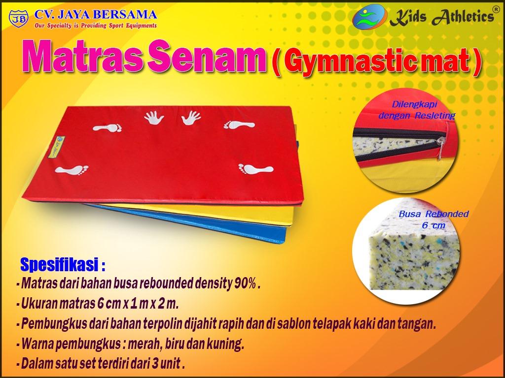 Matras Senam Anak Kids Gymnastics Mat